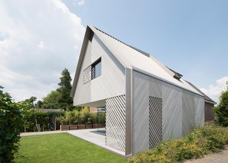 Savršen balans: Spajanje stare kuće s novom