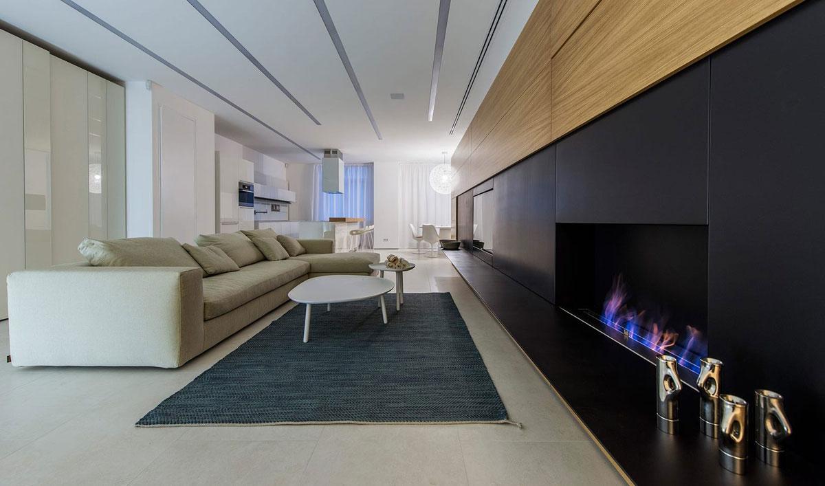 Ultra moderni stan sa sjajnim enterijerskim rešenjima