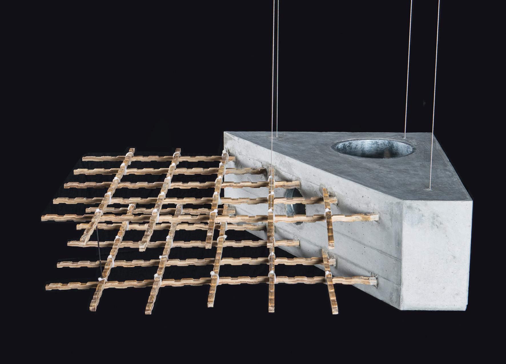 Alternativa: Beton armiran bambusom