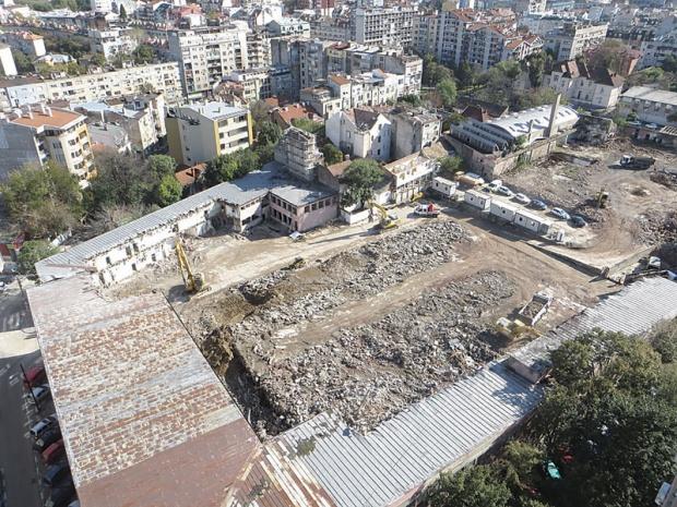 Central Garden: Novi beogradski kvart na mestu fabrike ležajeva