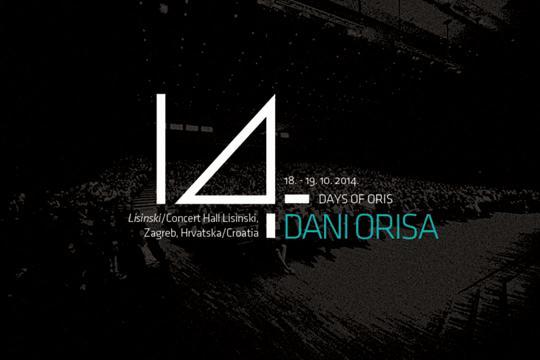 14. Dani Orisa od 18. oktobra u Zagrebu