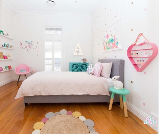 krevet u decijoj sobi
