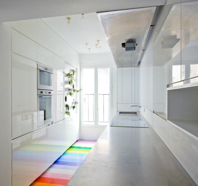 Začini na dohvat ruke: Vertikalna bašta u kuhinji