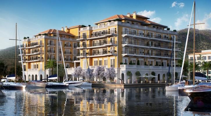 5 miliona evra za penthaus u Porto Montenegru