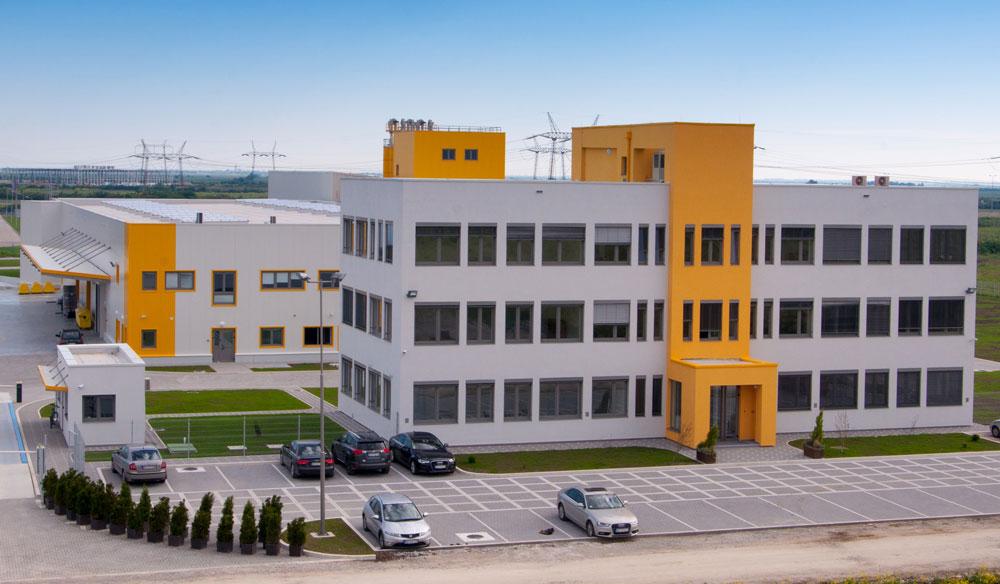 Otvorena fabrika Sika u Šimanovcima