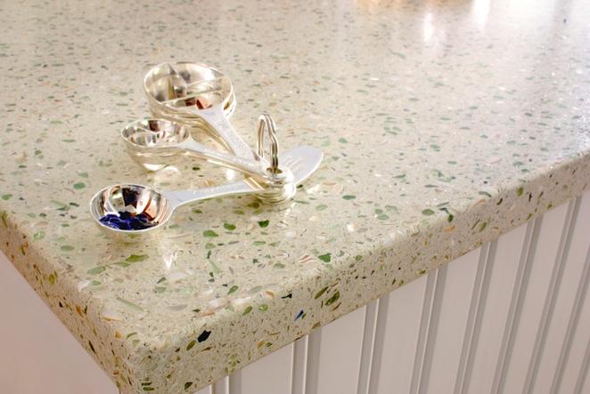 IceStone: Radne ploče od recikliranog stakla