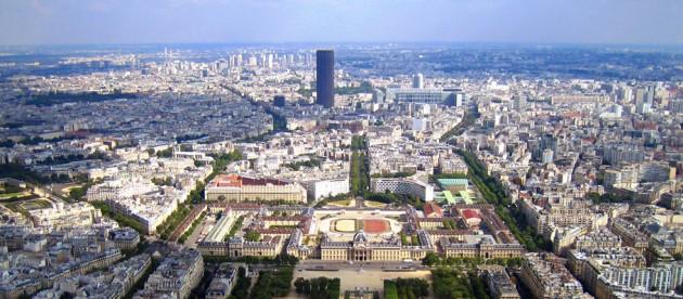 Tour Montparnasse sagrađen 1972. godine.