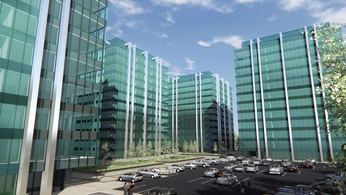 Širi se Airport City: Poslovni prostor u četiri nova objekta