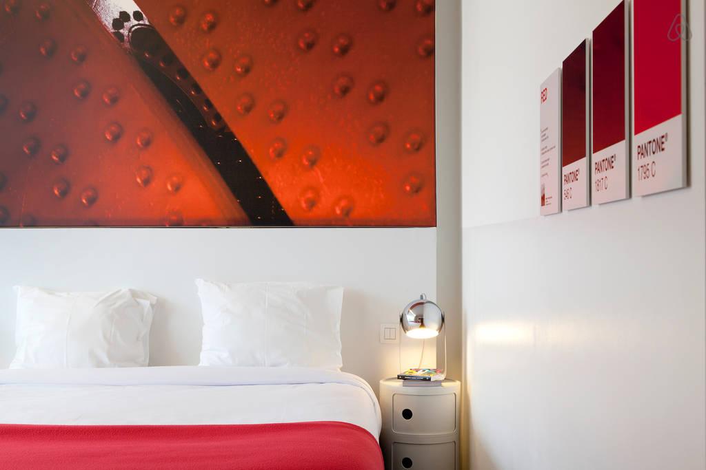 Snovi u bojama: Spavajte u Pantone hotelu u Briselu