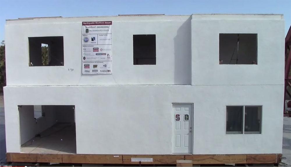 Inženjerski trik: Kuća otporna na zemljotrese
