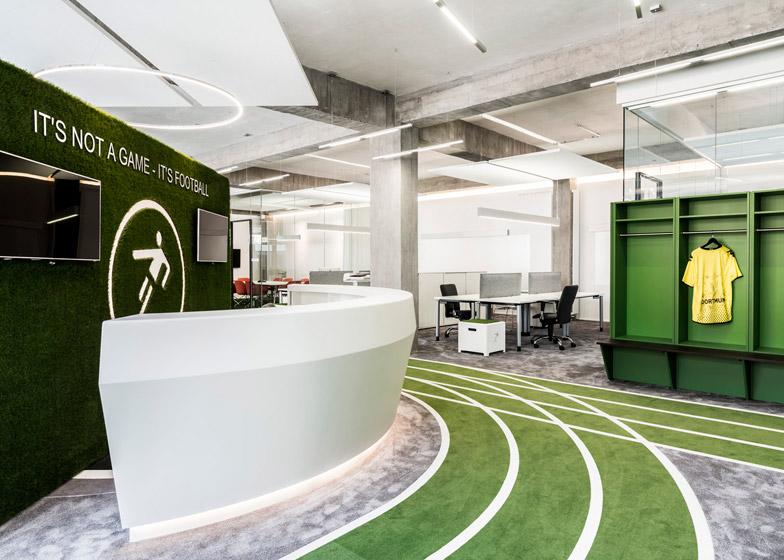 Trk i šut: Sportski duh u kancelarijama kompanije Onefootball