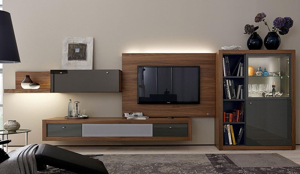 Svirajući nameštaj: Zvučnici intergisani u TV set