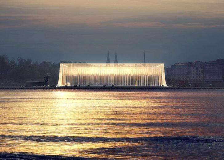 6 finalista za Gugenhajmov muzej u Helsinkiju