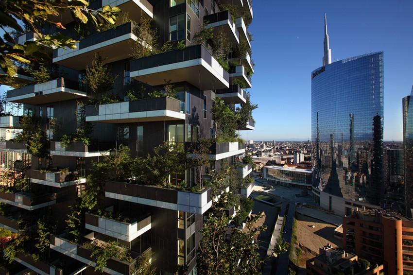 Bosco Verticale zvanično najinovativnija zgrada na svetu