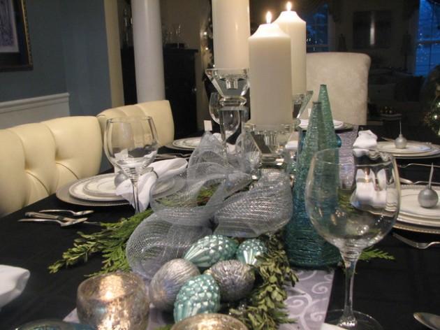 dekoracija stola