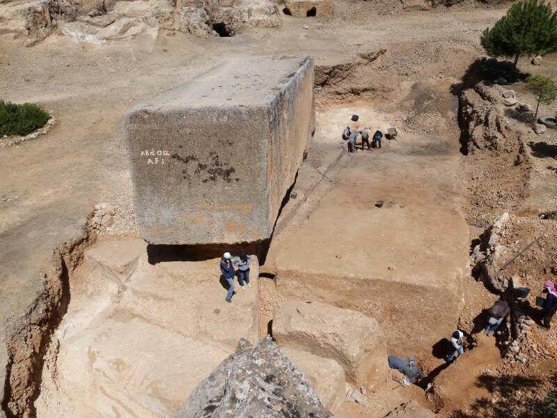 Ovo je najveći kameni blok kojeg je isklesala ljudska ruka