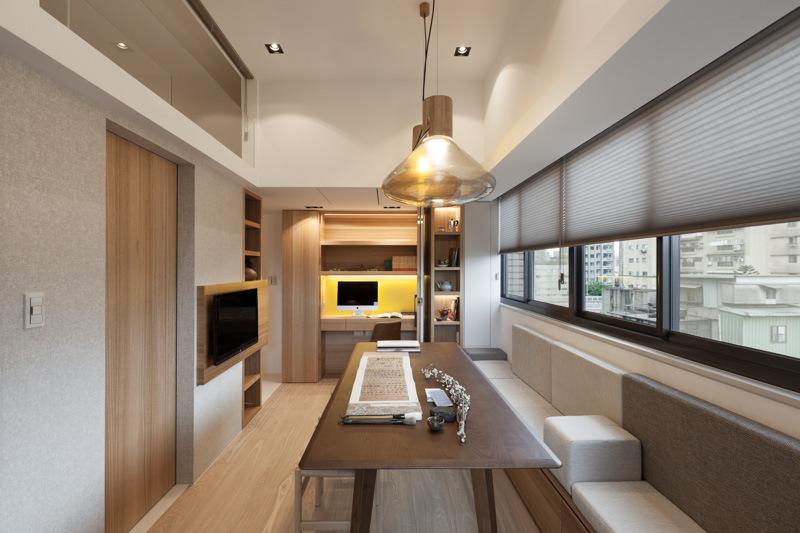 Skladan mali stan: Kako se smestiti u samo 26 kvadrata