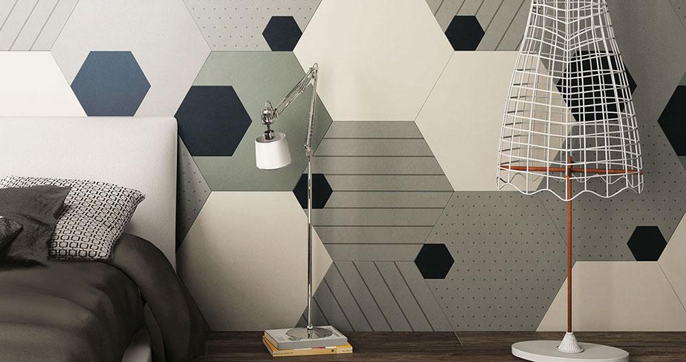 Tendencije: Heksagonalne pločice na podovima i zidovima