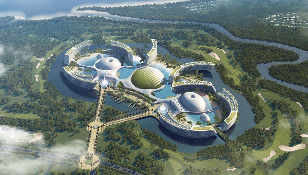 Raj za kockare: Gradi se najveći kazino na svetu
