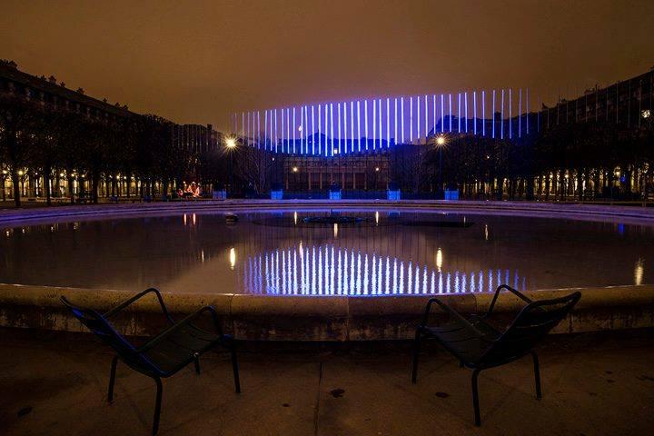 Polarna svetlost Aleksandre Stratimirović u Parizu