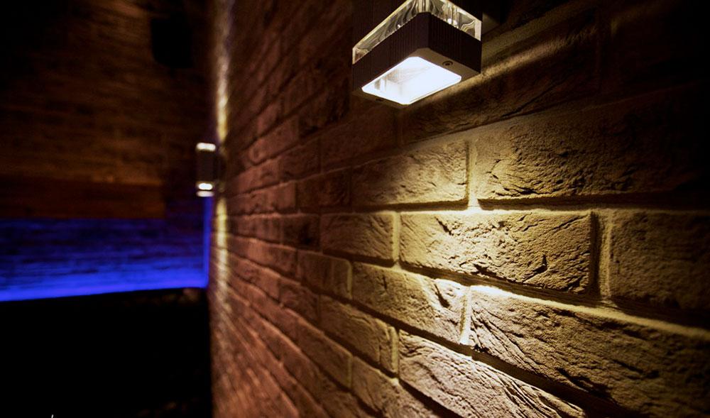 Dekorativni zid od opeke: Uputstvo za postavljanje i cene