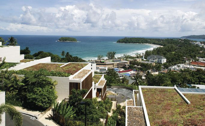 Urbanscape: Kako se postavljaju zeleni krovovi