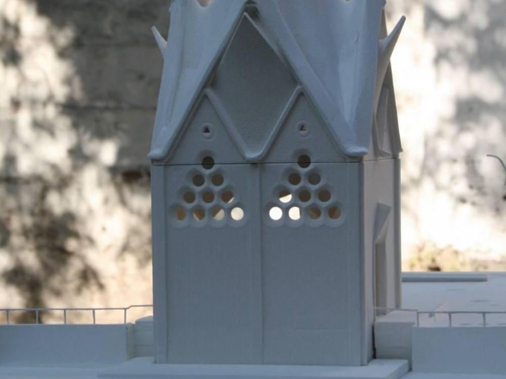 Kapela u Čileu: Gradi se prvi Gaudijev objekat van Španije