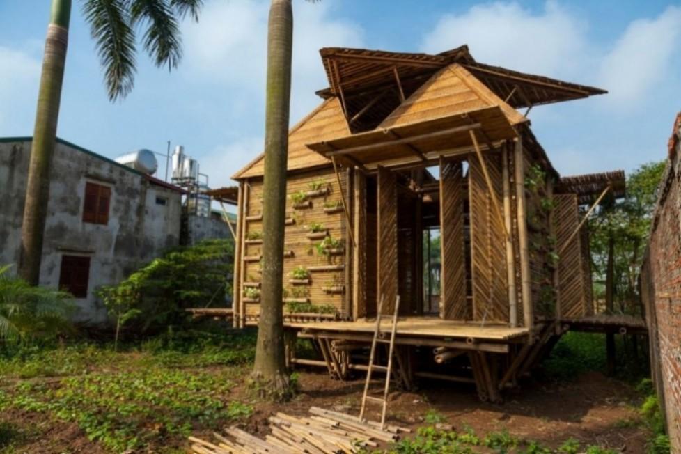 Rešenje za poplave: Kuće od bambusa koje plutaju na vodi