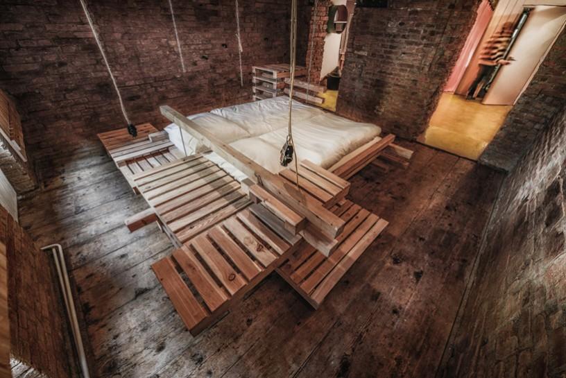 Za savremene nomade: Gostinska soba u bečkoj pivari