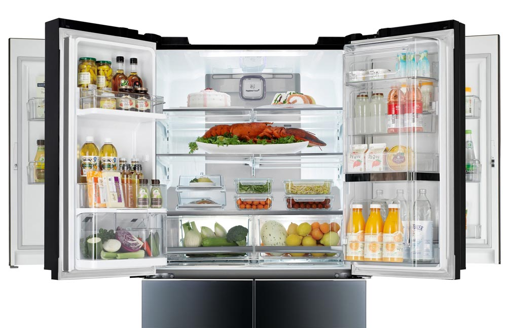 Vrata u vratima: Novi LG frižider s inovativnim rešenjima
