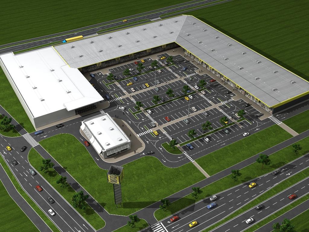 Stop.Shop: Novi tržni centar u Subotici