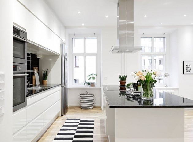 bela kuhinja detalj