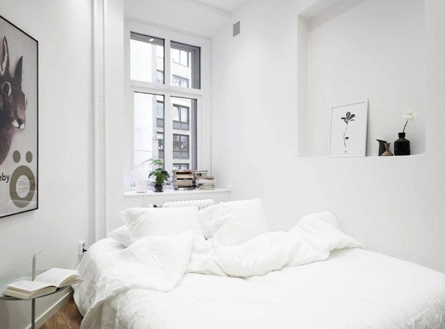 bela spavaca soba