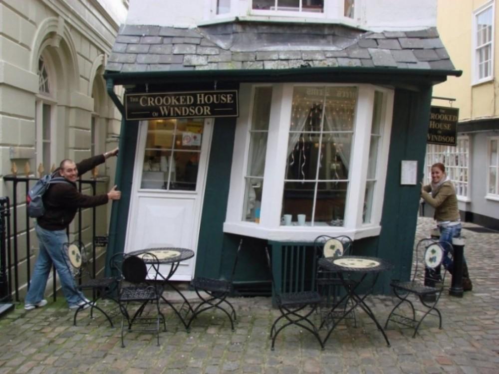 Krivi restoran koji odoleva i vremenu i gravitaciji