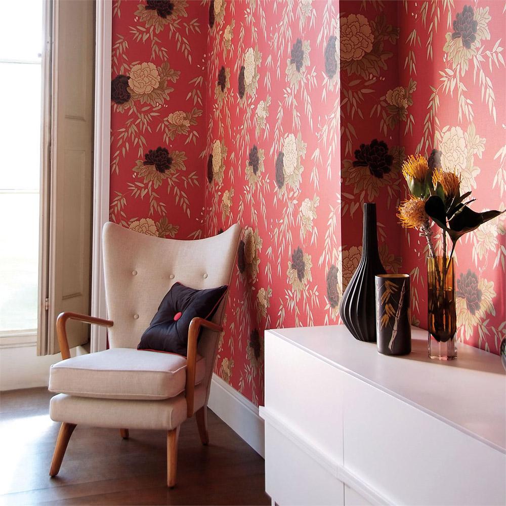 neprolazan trend tapete s motivima iz prirode. Black Bedroom Furniture Sets. Home Design Ideas