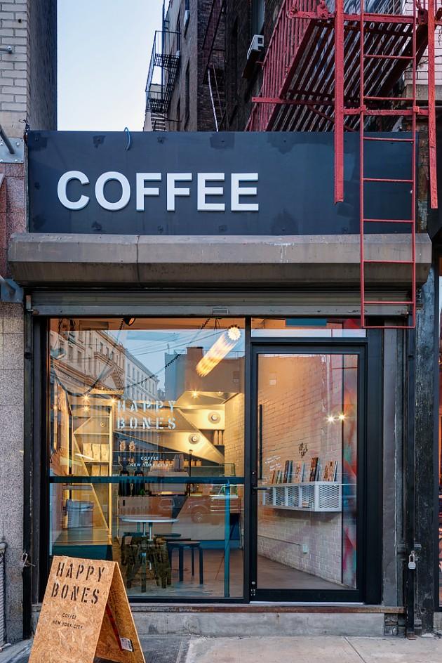 fasada kafea