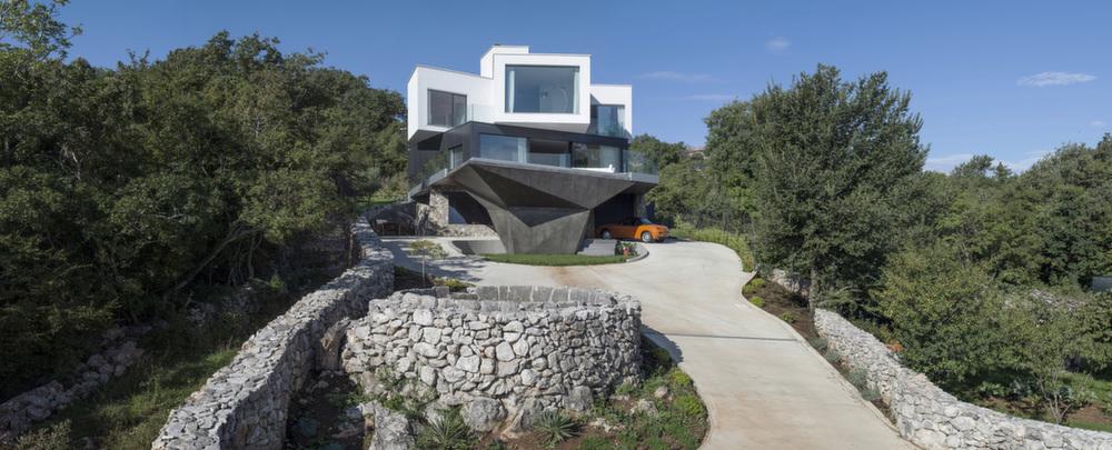 Arhitektura na Krku: Gumno za 21. vek