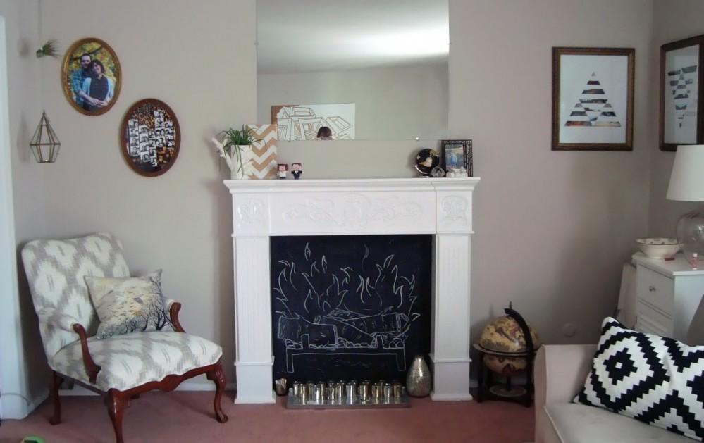 Lažni kamin: Savršen detalj za topli dom