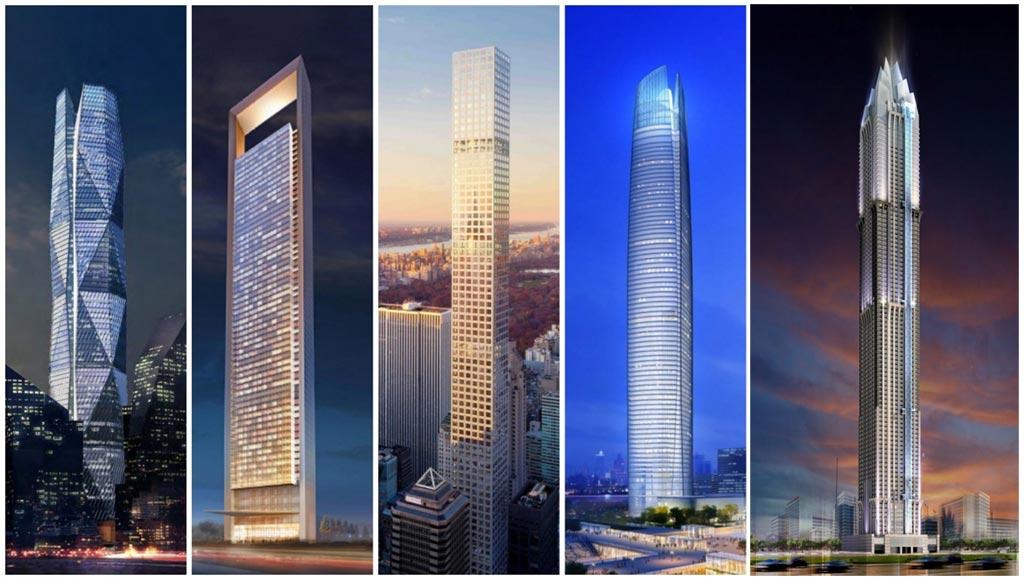 10 novih najviših zgrada u 2015. godini