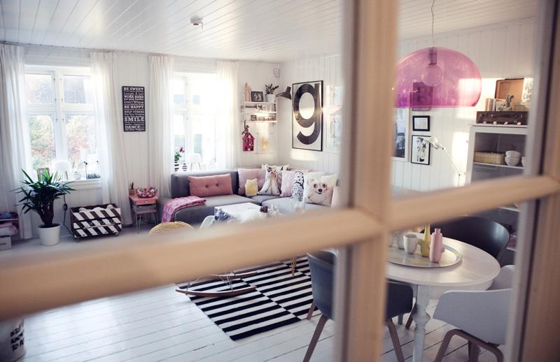 Vizuelno povećanje kvadrature: Svetli enterijer za mali stan