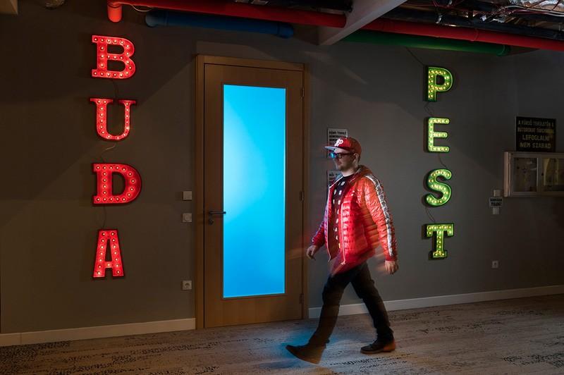 Kako izgledaju nove kancelarije Gugla u Budimpešti
