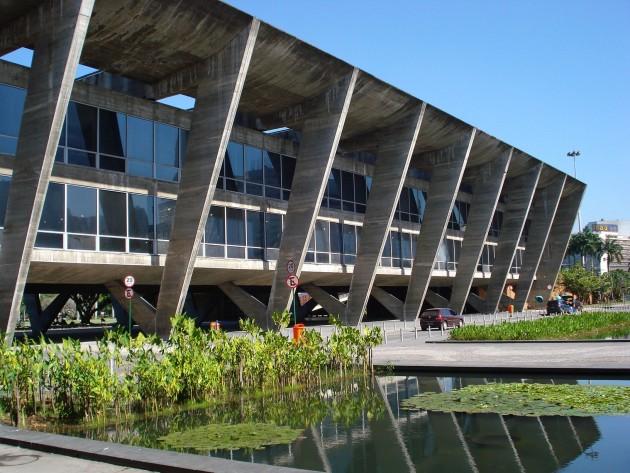 Museum of Modern Art-Rio de Janeiro