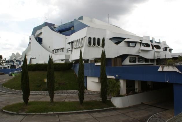 National Theater-Guatemala City