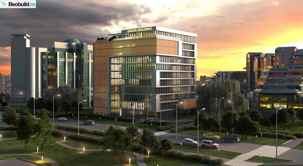 Pogledajte kako će izgledati nova upravna zgrada Delte