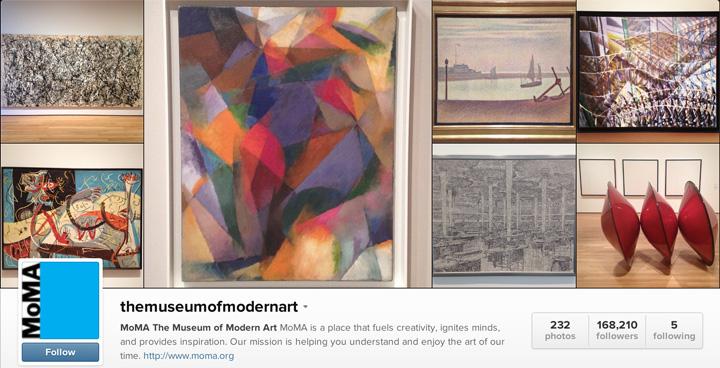 Saradnja Instagrama i MoMA-e u promociji arhitekture