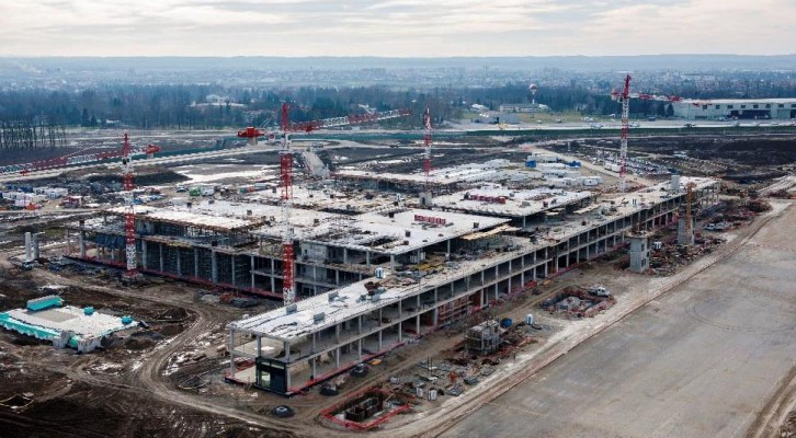 Gradi se nov terminal na zagrebačkom aerodromu