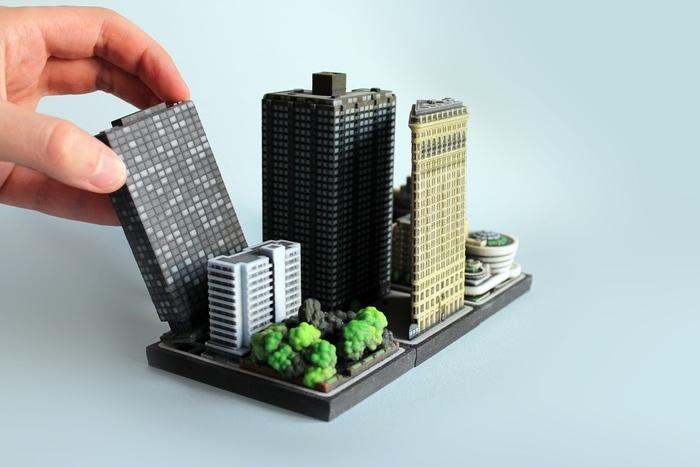 Poklon za arhitekte: Minijature slavnih zgrada