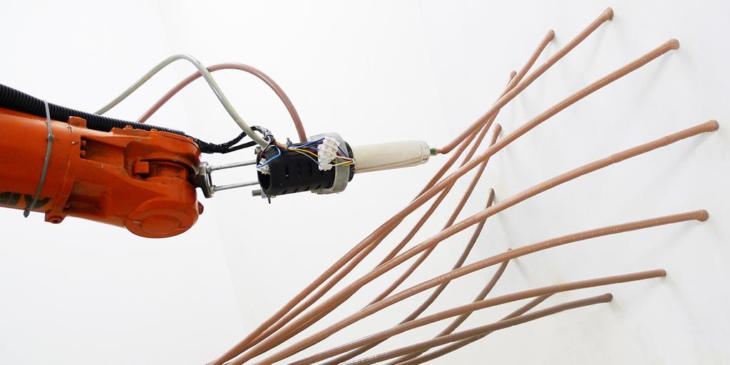 Domaća pamet: Mobilni roboti za izgradnju objekata