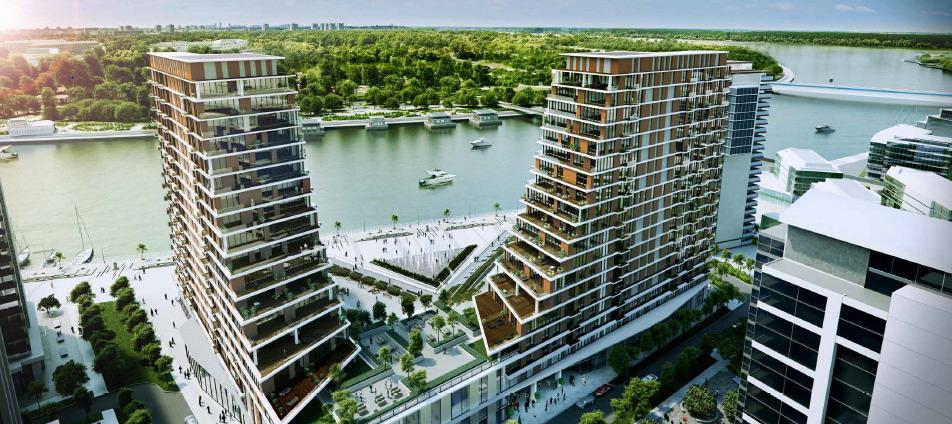 Pogledajte kako će izgledati stanovi u prvoj fazi Beograda na vodi