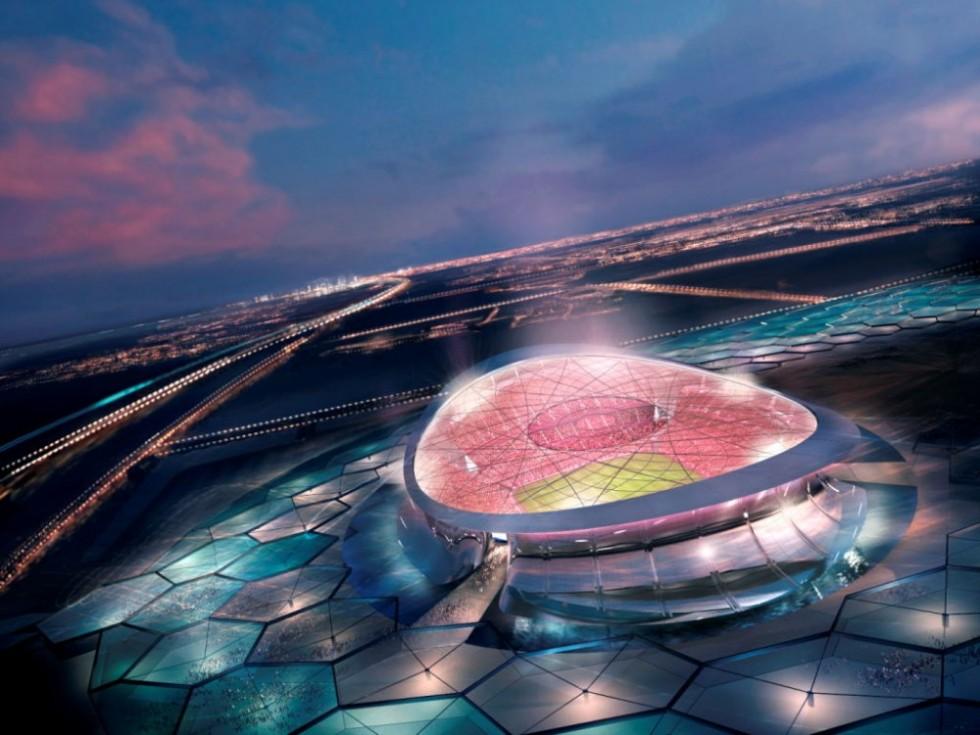 Foster projektuje centralni stadion za Svetko prvenstvo u Kataru